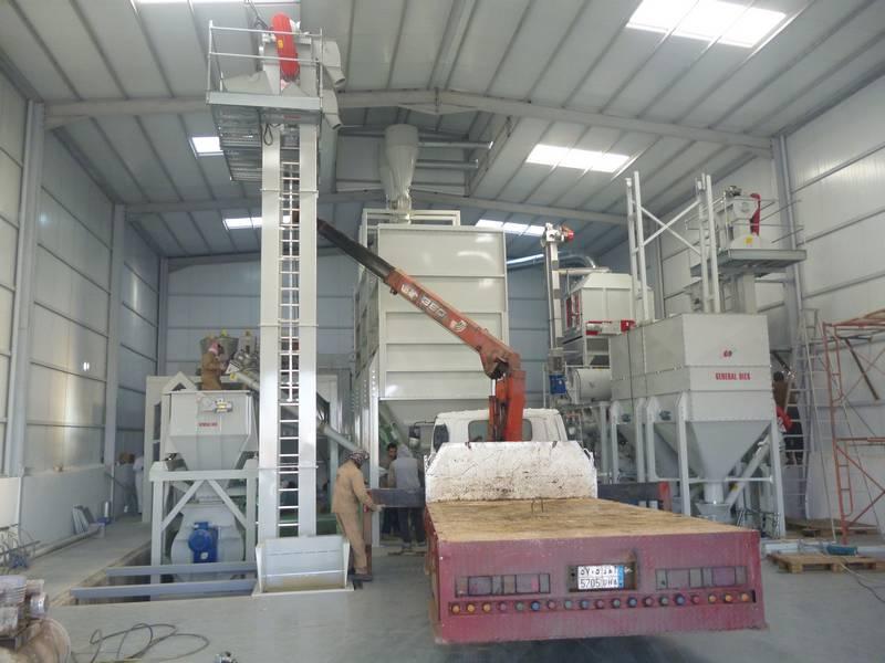 manutenzion impianto